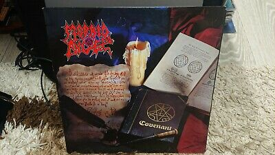 Morbid angel covenant first press mosh 81 very good condition LP