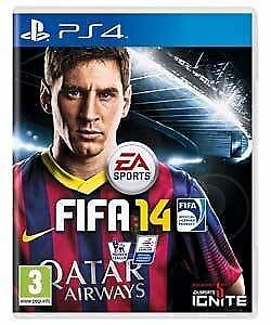 FIFA 14 (Sony PlayStation 4, 2013) - Official...Brand New