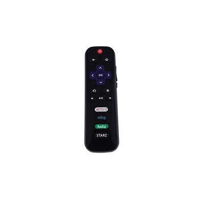 New Replacement TV Remote Control For TCL Television 43S305