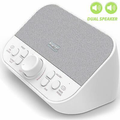 K-star White Noise Machine-Sound Machine Maker for Sleeping with 28 Soothing Rel