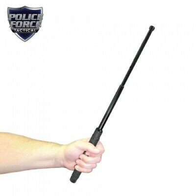 New Cutting Edge Police Force 21.0 in Expandable Metal Baton