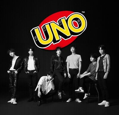 [Pre-Order] BTS Official Goods - UNO card set