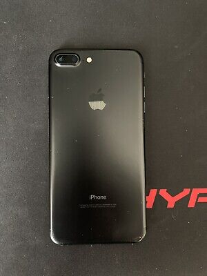 Apple iPhone 7 Plus + 32GB Matte Black Unlocked
