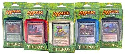 MTG 2013 Magic the Gathering Theros Intro Pack x1 - A Ready to Play 60 Card Deck