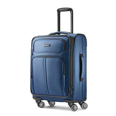 [NEW] Samsonite Leverage LTE Spinner 20 Carry-On Luggage, Poseidon Blue ;