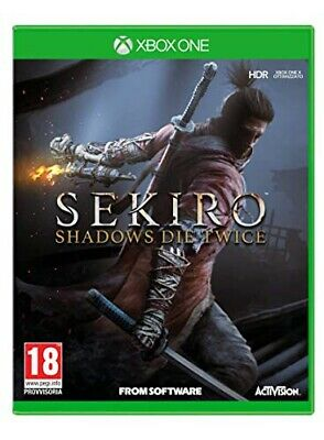 Sekiro: Shadows Die Twice [Xbox One] Pal No Cd No Key