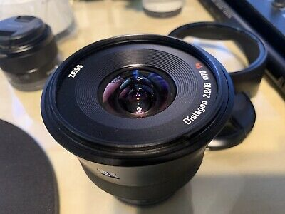 ZEISS Batis 18mm f/2.8 Lens for Sony E Mount With B+W Clear Filter