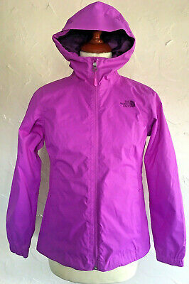 Ladies The North Face  DRYVENT Lilac/ Purple  Jacket Size Small Authentic 100%