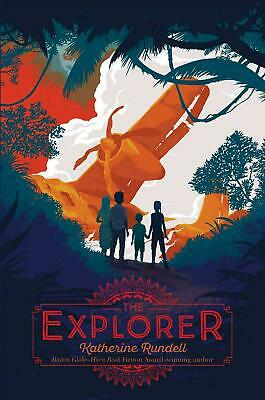 The Explorer by Katherine Rundell (English) Paperback Book Free Shipping!