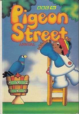 Pigeon Street Annual - Michael Cole - Grandreams - Acceptable - Hardcover