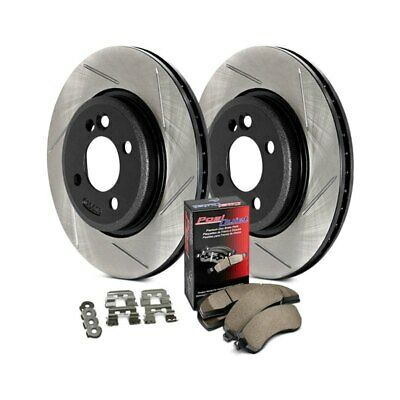 StopTech 977.33060R Sport Axle Pack Rear Slotted