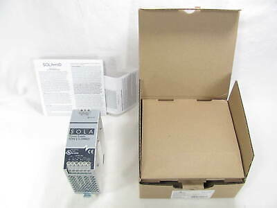 Sola, SDN 2.5-20 RED, Power Supply Redundant Option, 24 VDC, 20 Amps, New in Box