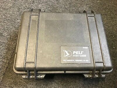 Pelicase 1150 - PELI 1150 Case Black