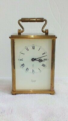 Vintage Swiss Made Imhof Carriage Clock