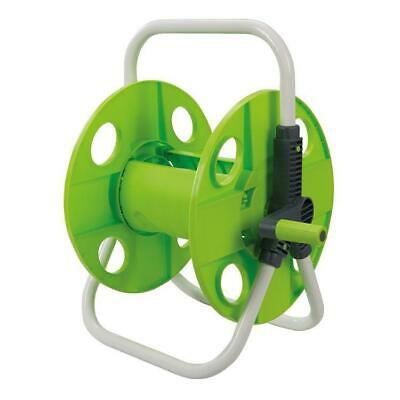 Kingfisher Hose Reel Wall Mounted Portable Green 45m