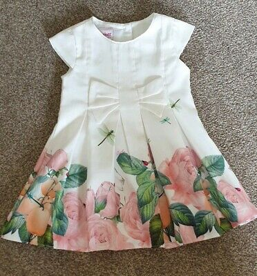 Baker By Ted Baker Baby Girls Dress 6-9 Months