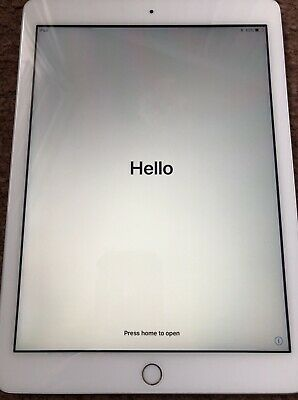 "Apple ipad 5th Generation 32GB Silver. 9.7"" Opened but not used"