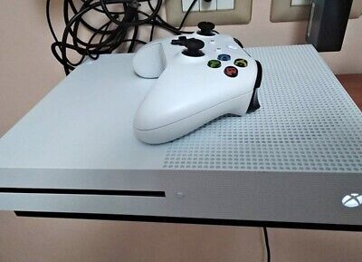 Microsoft Xbox One S All-Digital Edition 1TB Console per videogiochi - Bianco