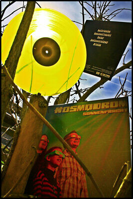 Kosmodrom - Sonnenfracht // Vinyl LP limited to 200 on Sunny Yellow