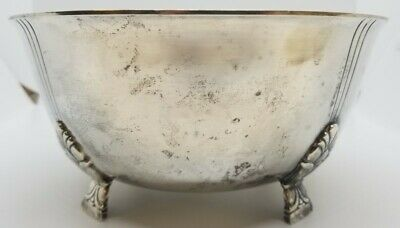 """Palmette by Tiffany & Co. 925 Sterling Silver 8-1/4"""" Footed Centerpiece Bowl"""