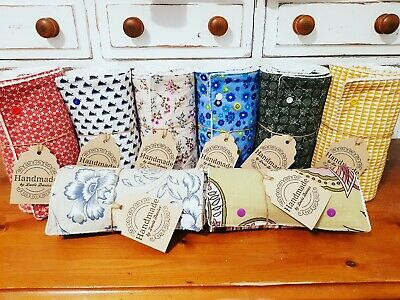 Unpaper towels with snap buttons, 100% cotton, Eco friendly, Zero waste