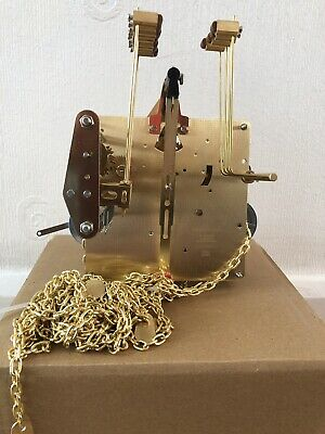 New Hermle 1151.050 Triple Chiming Clock Movement