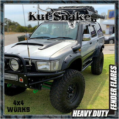 Kut Snake Wheel Arches Fender Flares Toyota Surf & 4Runner (1989-95) Wide