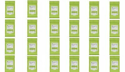 168 Neutrogena Naturals Purifying Makeup Remover Cleansing Toweletts 24 Packs