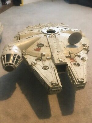 Vintage Star Wars Millenium Falcon Kenner Original (incomplete-see description)