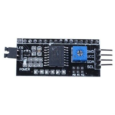 3X(IIC I2C TWI SP​​I Serial Interface Board Module Port for Arduino LCD1602 Y5K9