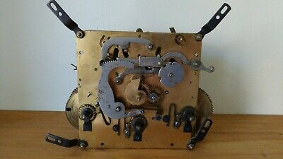 Westminster Chime Clock Movement for Spares or Repair