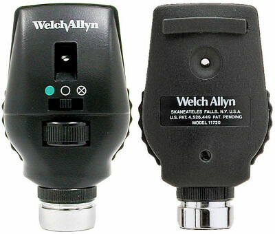NEW! Welch Allyn 3.5V Coaxial Ophthalmoscope Ref# 11720, Head Only