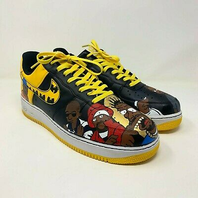 03e6a9a8cbef9 VANS SK8 HI LX Simpsons Krusty The Clown Lime Punch SAMPLE DS 11.5 ...