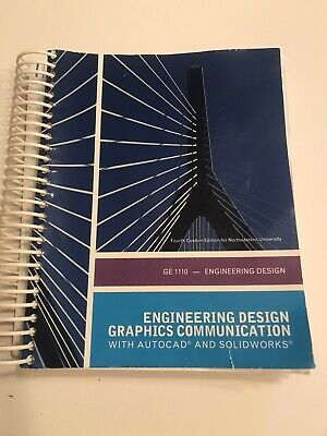Engineering Design Graphics With Solid 72 13 Picclick Uk