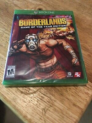 Borderlands: Game of the Year Edition (2019) GOTY Xbox One Brand New Free Ship!