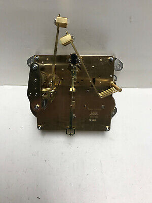 Hermle Spring Driven Westminster Chime Clock Movement  #351-050 32 cm