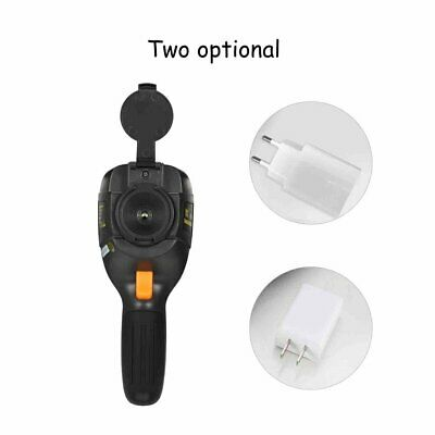 HT-19 Handheld Thermal Imaging Camera High IR Resolution Infrared Imager ZR