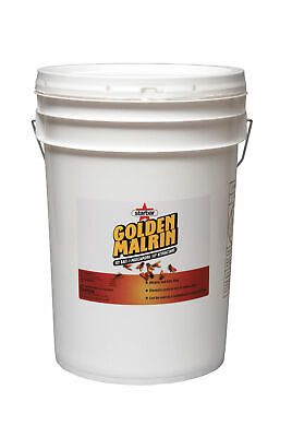 Golden Malrin Fly Attractant Muscamone Scatter Bait Kills Flies 40 Pounds