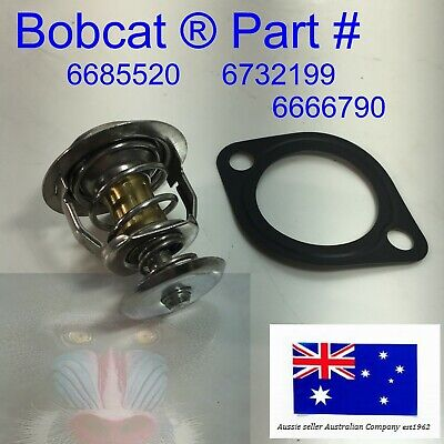 Bobcat Thermostat 6685520 and Seal  5610 5600
