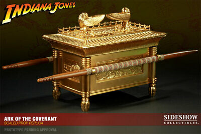 Sideshow Indiana Jones Ark Of The Covenant Prop Replica Statue Figure Bust Mib