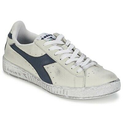 Sneakers   Scarpe donna Diadora  GAME L LOW WAXED Bianco  647044