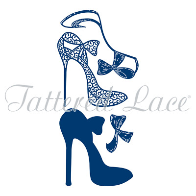 TATTERED LACE DIE GEORGE/'S TROUSERS ~ D727