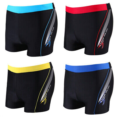 Kids Boy Swim Trunks Children Beach Pool Swimming Swimwear Shorts Boxer Elastic