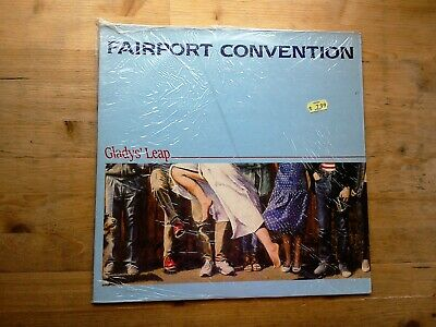 Fairport Convention Glady's Leap Very Good Vinyl LP Record Album WRoo7