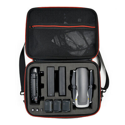 Waterproof Carrying Case Storage package Portable Suitcase use for DJI Mavic Air