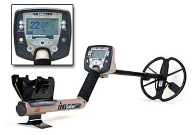 NEW Minelab Safari Metal Detector (3 Yrs Warranty)- (NEW LOW PRICE!)- DETECNICKS