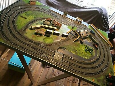 HORNBY TRAIN SET no box but never used - £41 50   PicClick UK