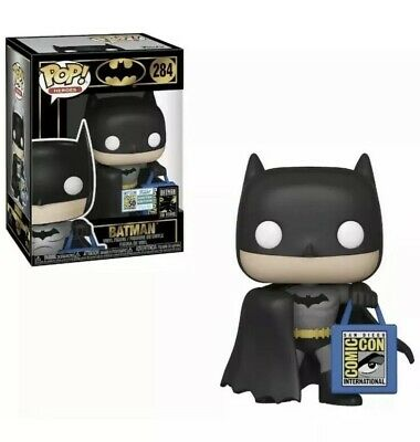 Funko Shop SDCC19 POP Heroes: Batman with SDCC Bag CONFIRMED PREORDER