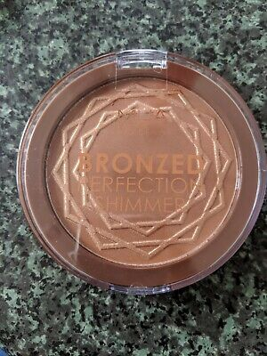 MUA Bronzed Perfection Sunkissed Radiant Shimmer Bronzer in Sahara Sunlight new