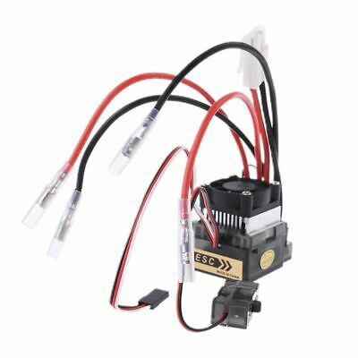 HP 480A Brushed ESC 3-Modes Speed Controller for 1//10 RC Buggy Rock Crawler